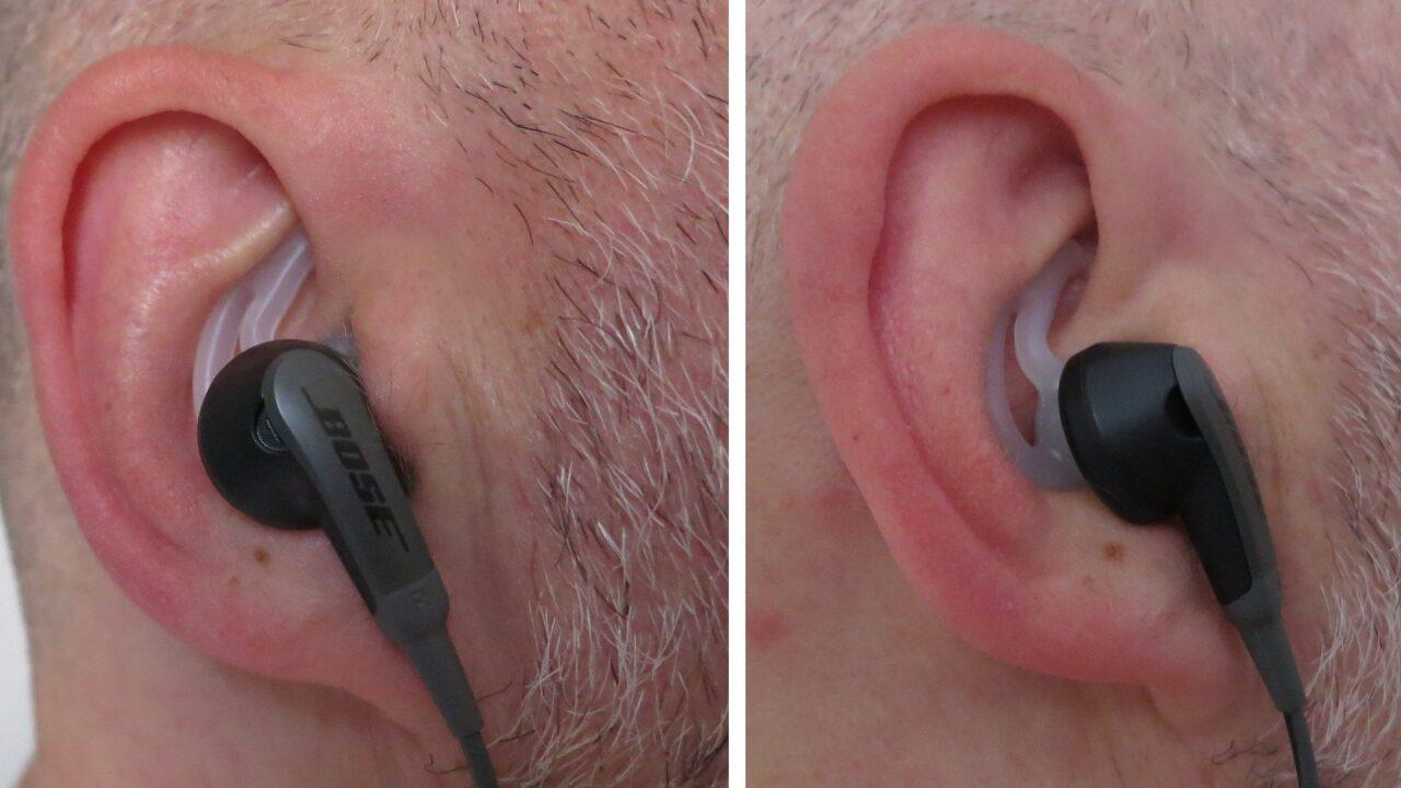 Bose SoundSport im Test: Kraftvoller Klang aus weichen Earbud-Kopfhörern