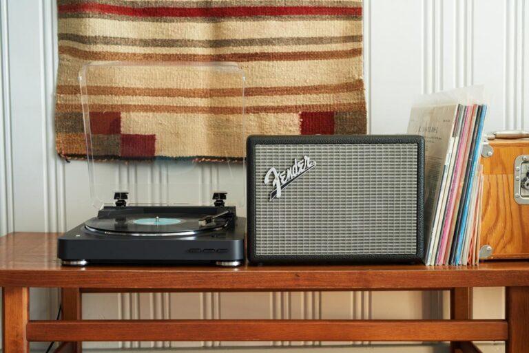 Fender Monterey Bluetooth-Lautsprecher