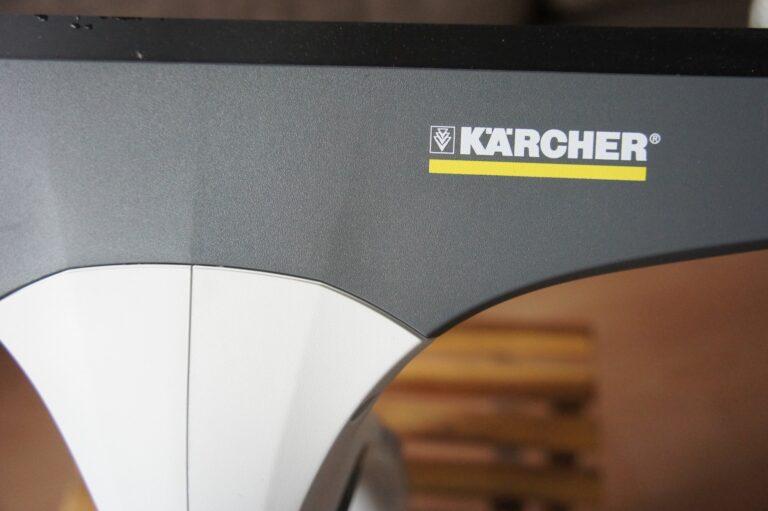 Reinigungskopf des Kärcher WV2