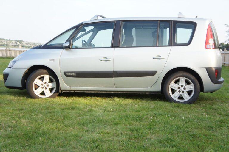 Renault Espace IV (2003): Minivan zum Schlafen und Arbeiten