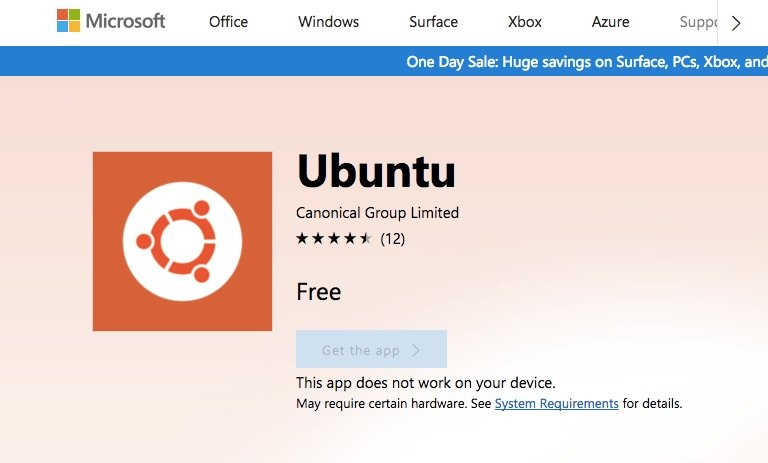 Historischer Moment: Ubuntu-Linux im Microsoft Store verfügbar