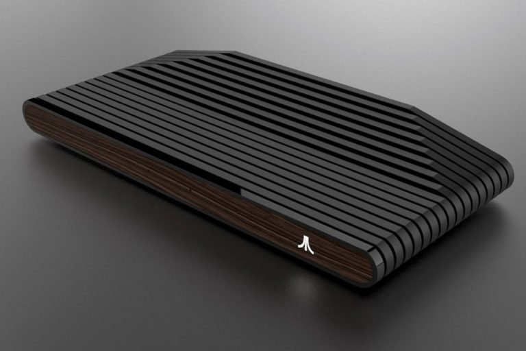 Eine neue Retro-Konsole von Atari. Könnte spannend werden. (Foto: Atari)
