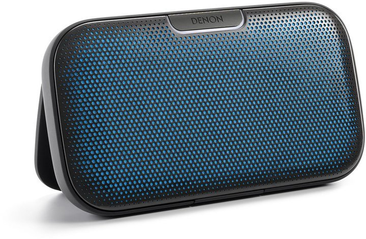 Ein tragbarer Highend-Speaker von Denon. (Foto: Denon)