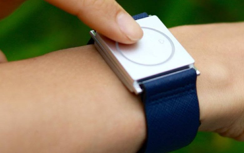Die Gesundheits-Smartwatch von Empatica ist schon keine Uhr mehr. Dafür kann sie vor epileptischen Anfällen warnen (Bild: Empatica)
