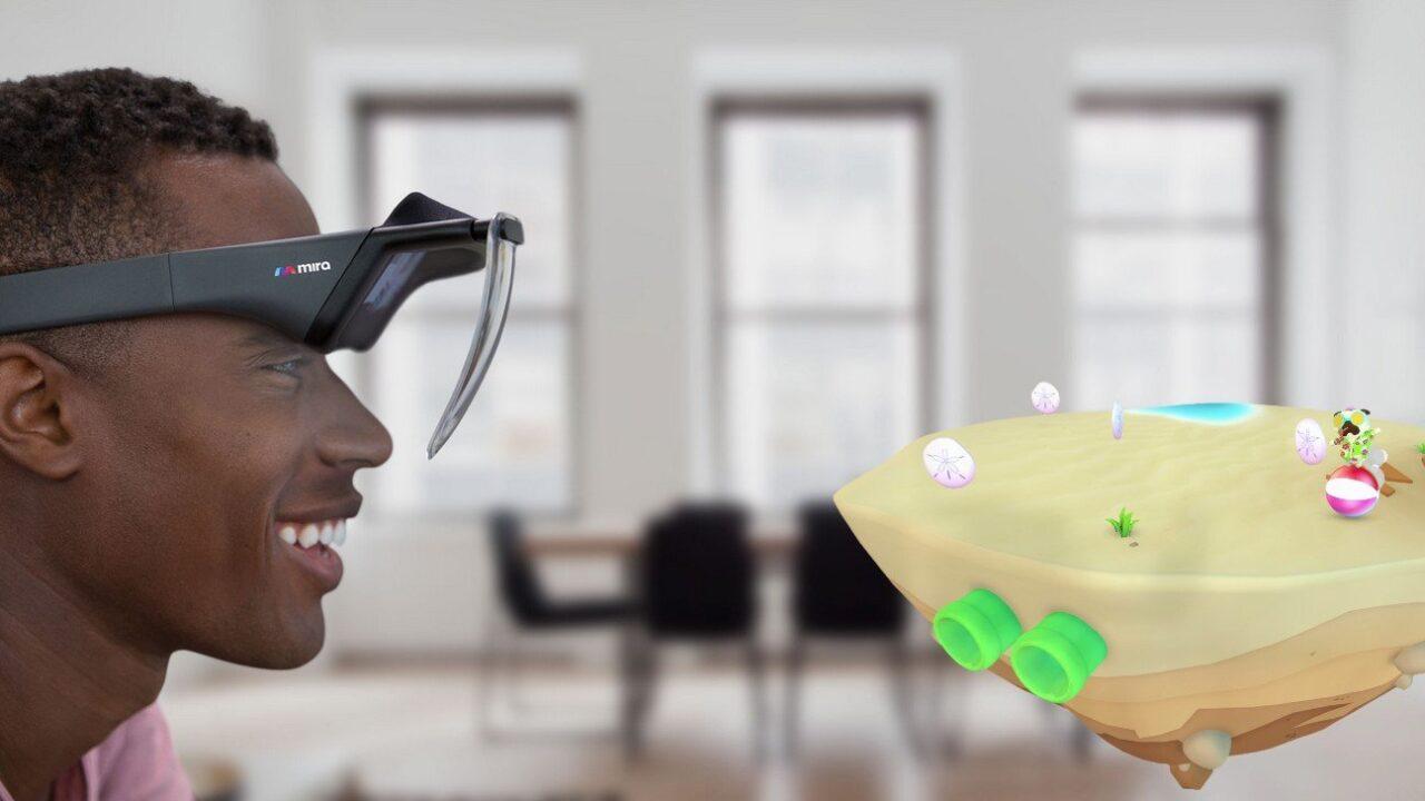 Mira Prism: Günstige Augmented-Reality-Brille für euer iPhone