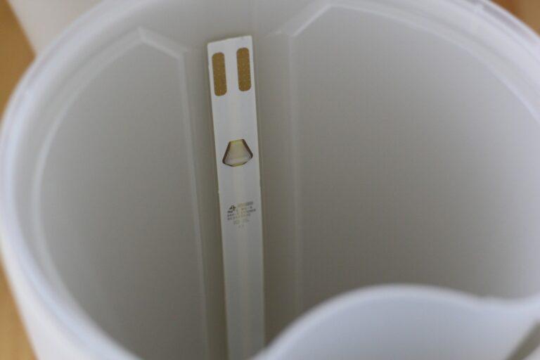 Sensoren auf der Innenseite. (Foto: Sven Wernicke)