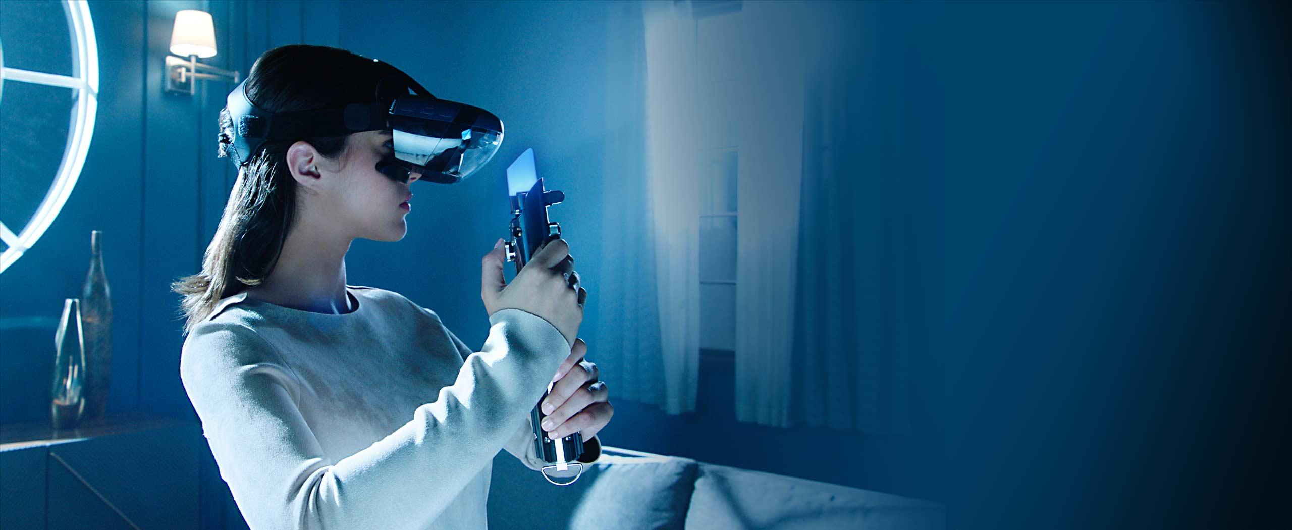Star Wars Jedi Challenges: Mit dem Laserschwert und einer Brille ins ...