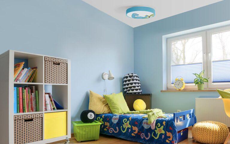 Von Yeelight gibt es sogar Kinderdeckenlampen. (Foto: Yeelight)
