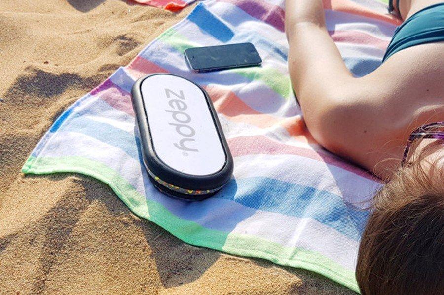 Zeppy: Mit diesem schwimmenden Lautsprecher geht ihr baden