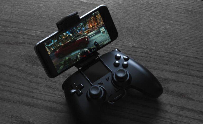 Eine optionale Smartphone-Halterung ist geplant. (Foto: Digital Depth)