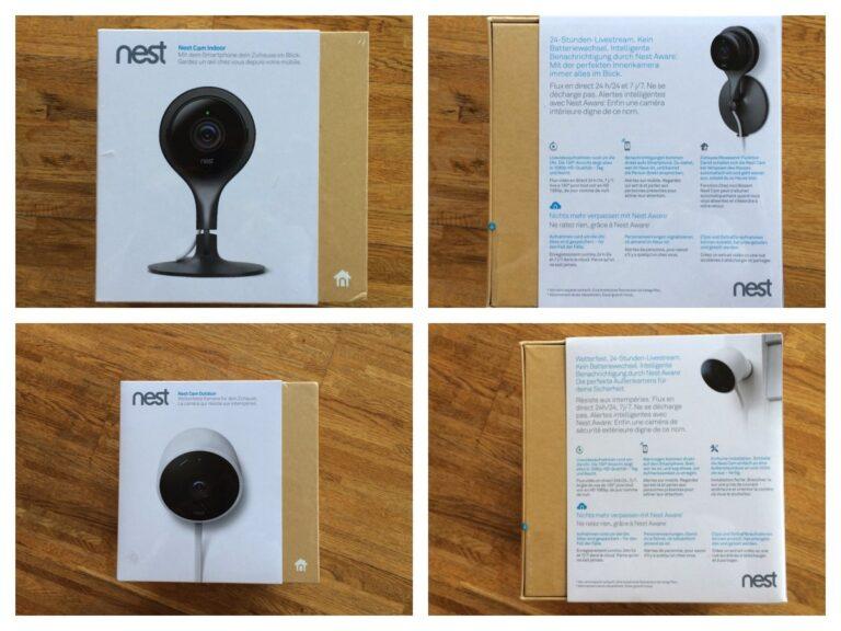Nest Cam Sicherheitskamera