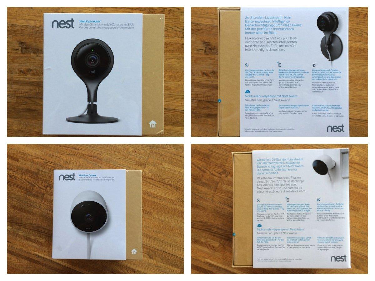 nest cam sicherheitskamera f r das smart home ausprobiert. Black Bedroom Furniture Sets. Home Design Ideas