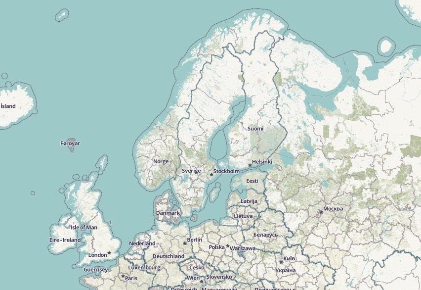 Dies ist das einzige Reiseland, in dem ich schlechteres mobiles Internet hatte als in Deutschland