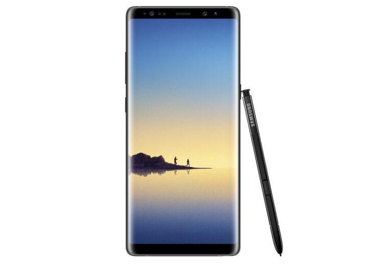 Das Samsung Galaxy Note 8. (Foto: Samsung)