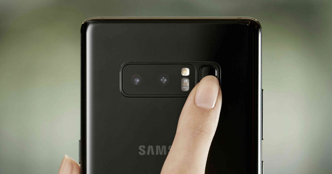 Die Dual-Kamera des Samsung Galaxy Note 8 bietet zweimal 12 Megapixel und unterschiedliche Brennweiten (Bild: Samsung)