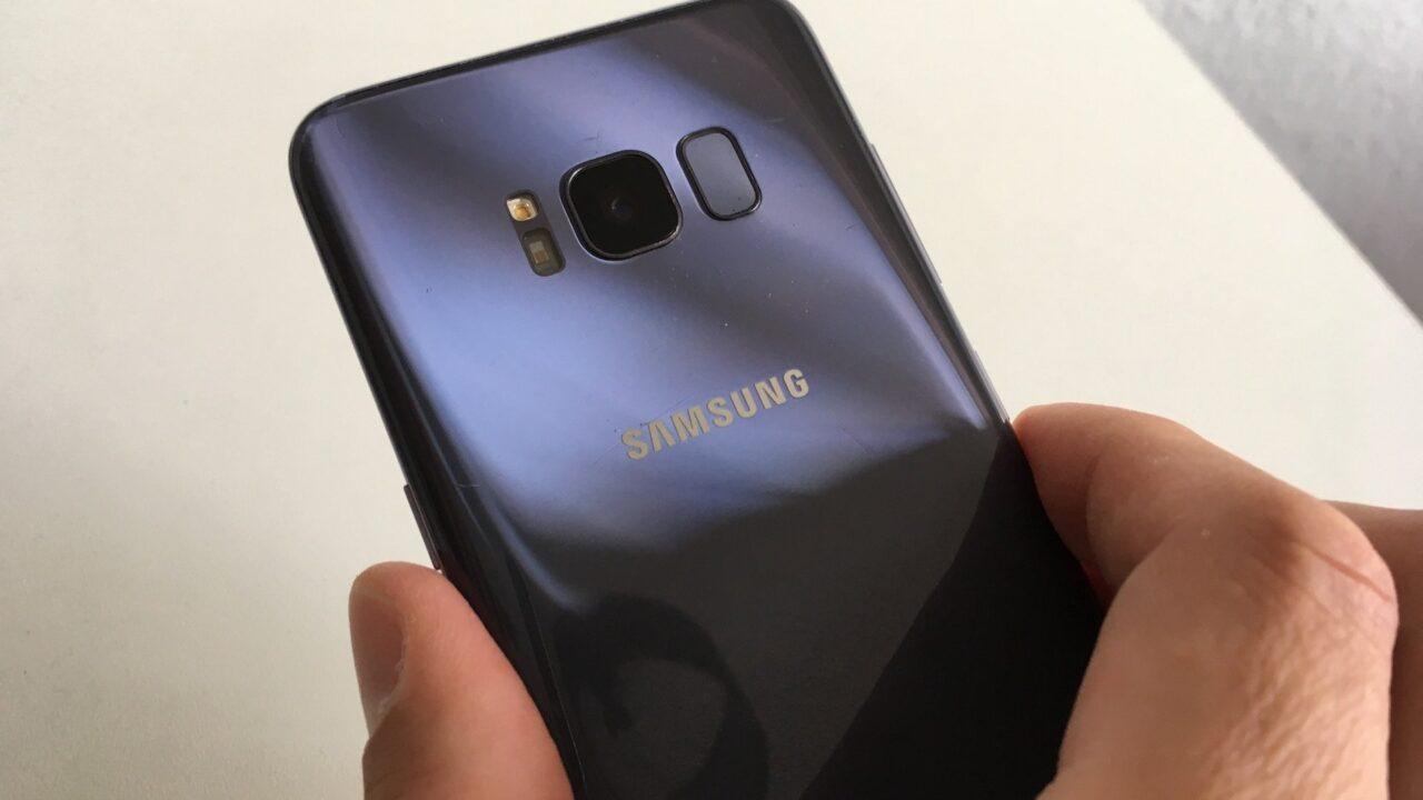 Unser Test mit dem Samsung Galaxy S8 wurde ein Kameratest