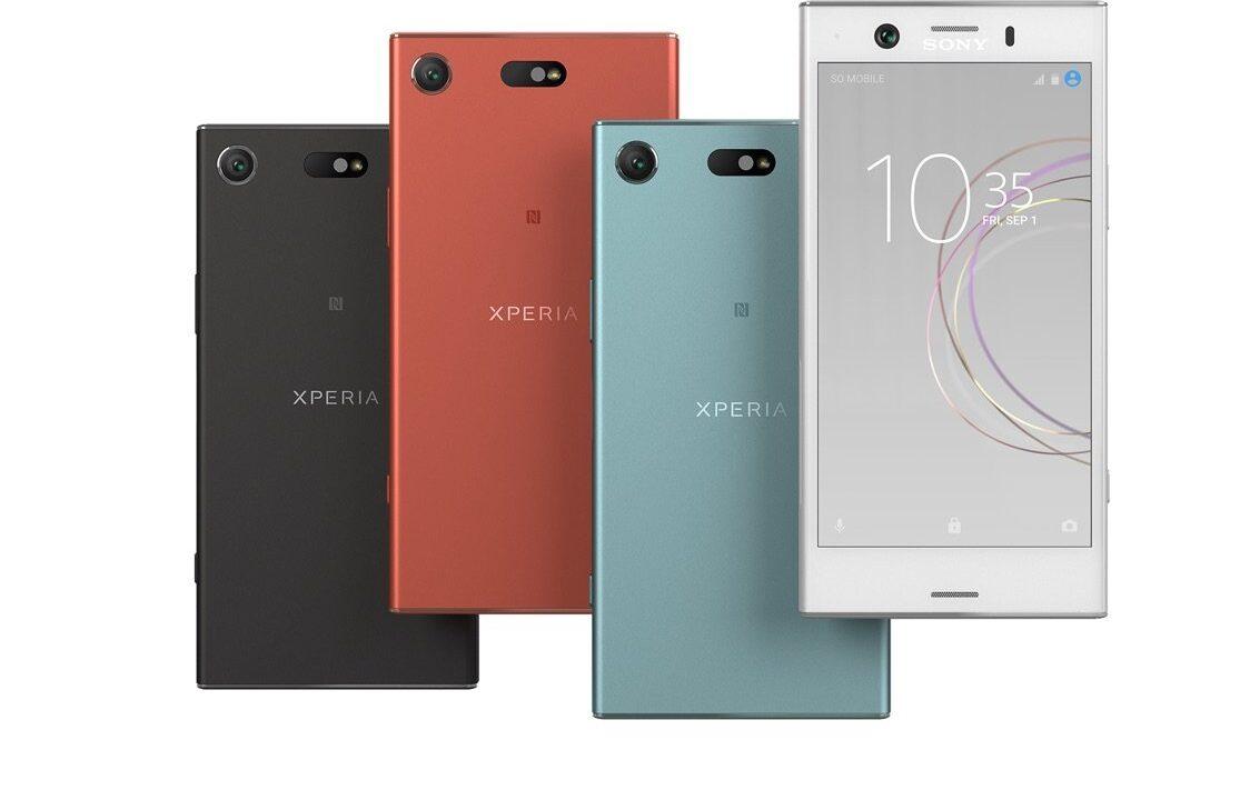 Sony bleibt sich treu: Xperia XZ1 und Xperia XZ1 Compact ab heute bei Euronics