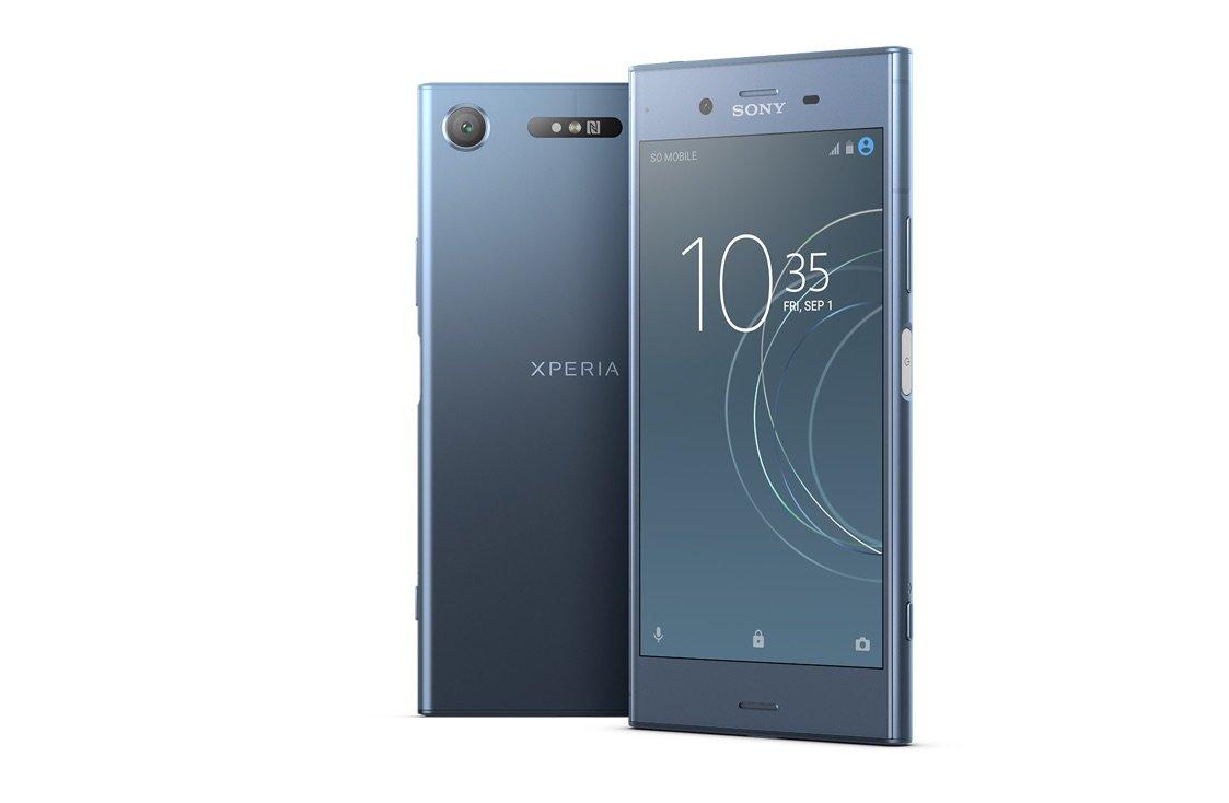 sony neue xperia xz1 phones d rften die ersten mit. Black Bedroom Furniture Sets. Home Design Ideas