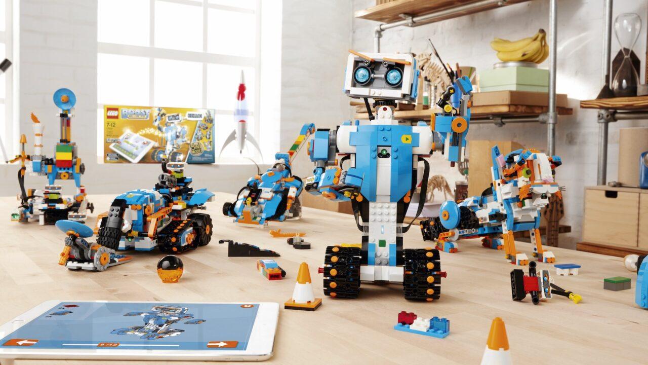 Lego Boost: Bauen, Programmieren, Spielen