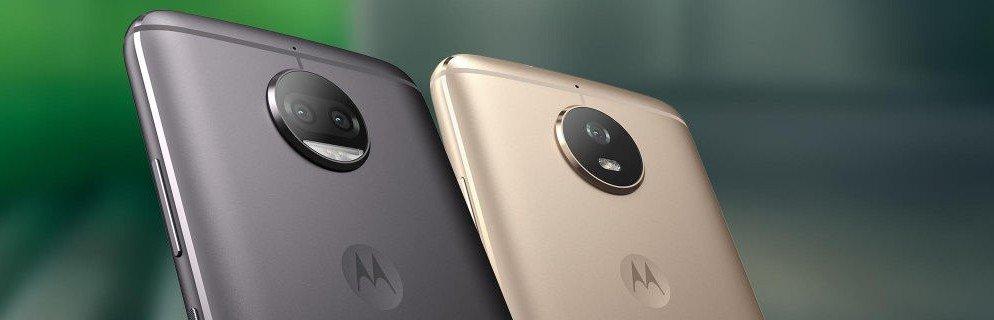 Motorola Moto G5s und G5s Plus: Mehr Größe für die Einsteiger-Smartphones
