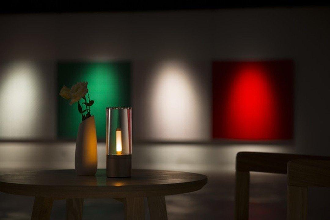 Yeelight Candela: Bis zu 30.000 LED-Kerzenlichter steuern