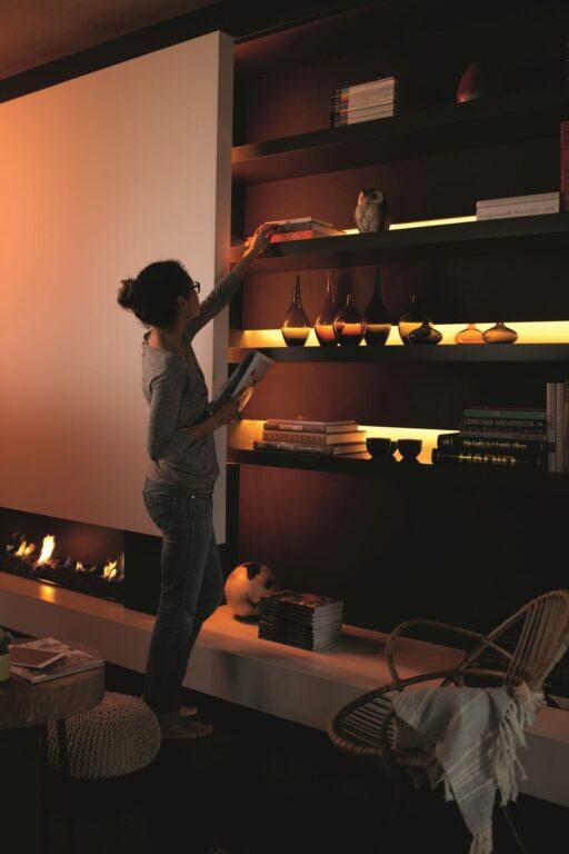 Auch gut für Möbel geeignet. (Foto: Philips)
