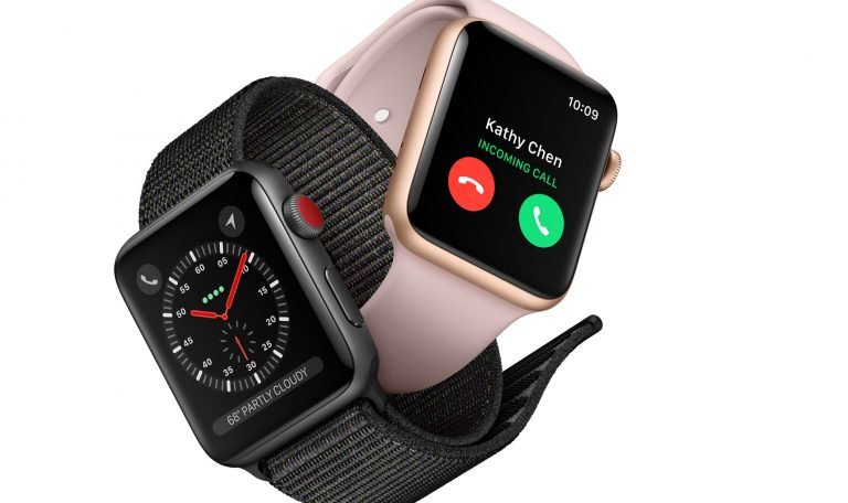 Apple Watch 3 (Bild: Apple)