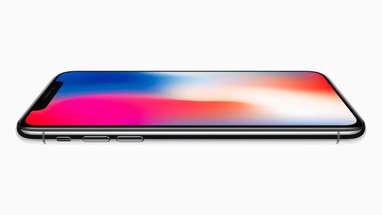 iPhone X: (Fast) nur Display auf der Vorderseite, dabei handlicher als das iPhone 8 Plus