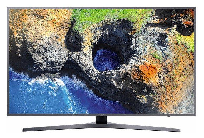 Für ein besseres Bild: Der Fernseher Samsung 65MU6459 beherrscht HDR und zeigt eine UHD/4K-Auflösung an (Bild: Samsung)