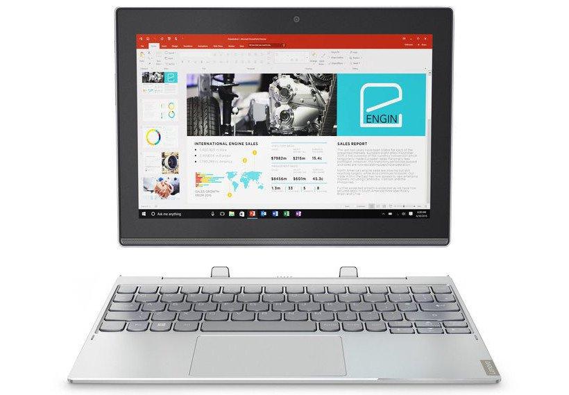 Der Lenovo Miix 320 ist mit LTE-Zugang zu haben – für weniger als 400 Euro (Bild: Lenovo)