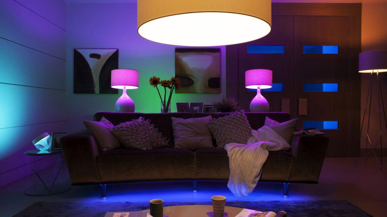 Philips Hue Entertainment: So erleuchten Filme und Spiele euer Wohnzimmer