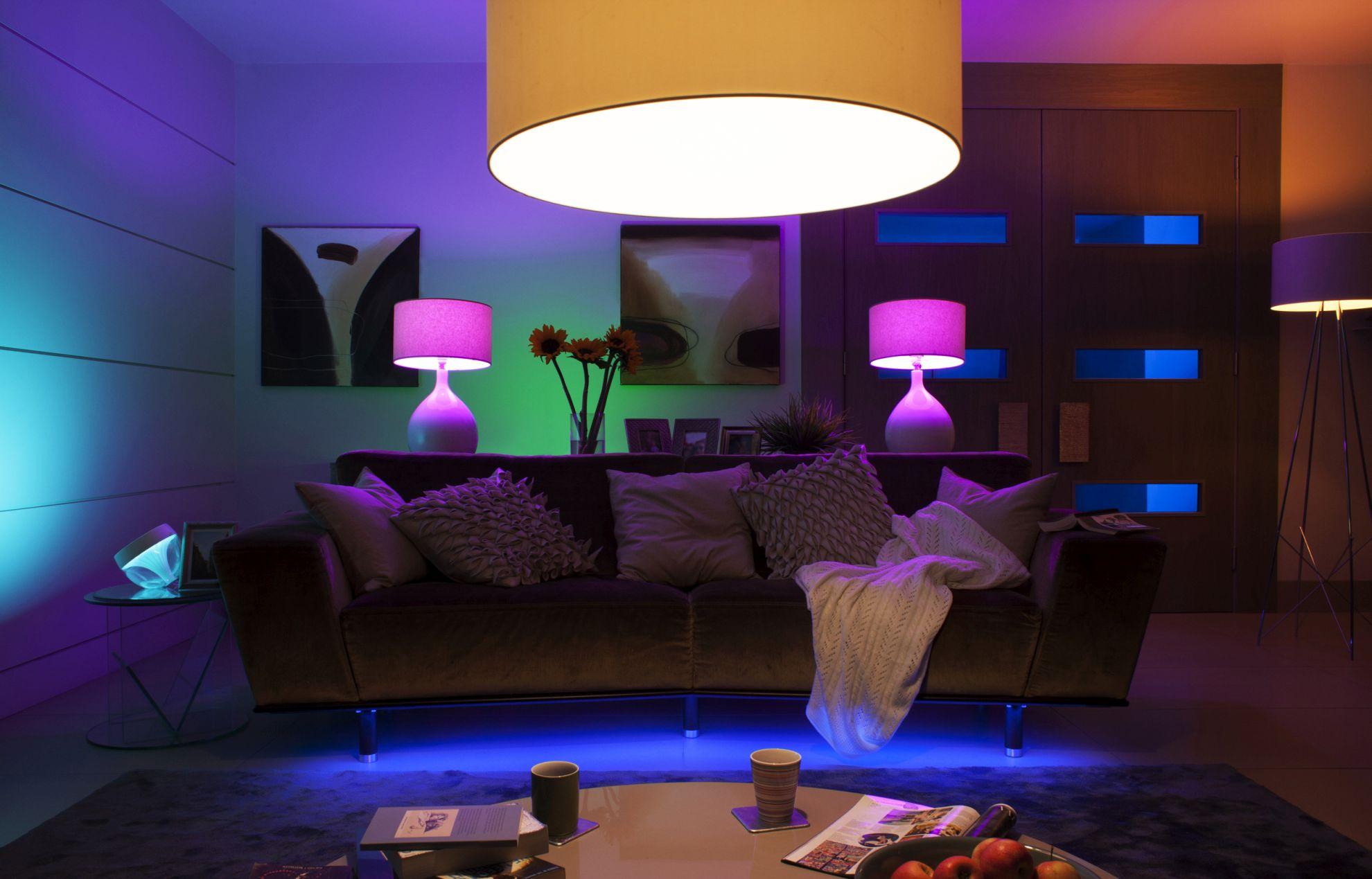 Hue Lampen Philips : Philips hue entertainment so erleuchten filme und spiele euer