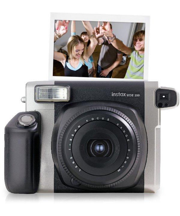 Sofortbildkameras? Nach wie vor beliebt. (Foto: Fuji)