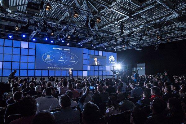 Erstmals auf der IFA gezeigt. (Foto: Huawei)