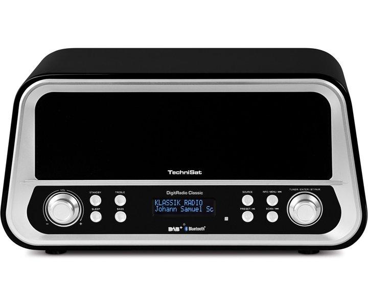 Retro und Moderne schließen sich nicht aus. Solche Radios sorgen für Individualität. (Foto: Technisat)