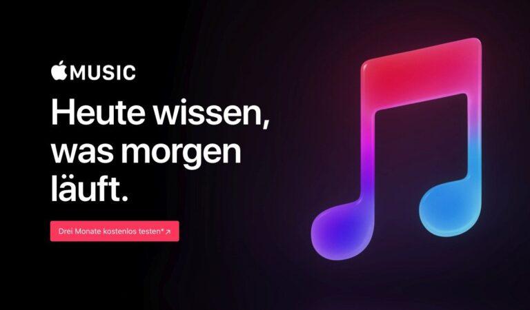 Werbung für Apple Music, Apples späte Antwort auf Spotify