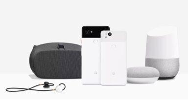 Google Pixel 2 und Daydream View: In der zweiten Generation einfach den Preis angehoben. Bild: Google