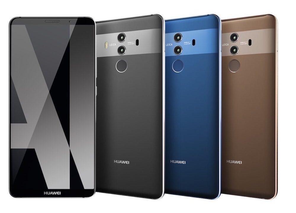 Huawei Mate 10 Pro: Dein neuer Kumpel kann alles ein bisschen besser