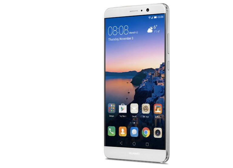 Huawei Mate 9: Spitzensmartphone beherrscht alle vier globalen Ortungsdienste GPS, Glonass, Galileo und Beidou. (Bild: Huawei)
