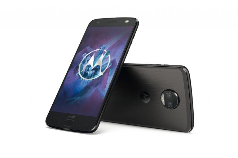 Motorola Moto Z2 Force: Selbst einst günstige Marken verlangen jetzt UVP 799 Euro für die besten Smartphones. Bild: Lenovo