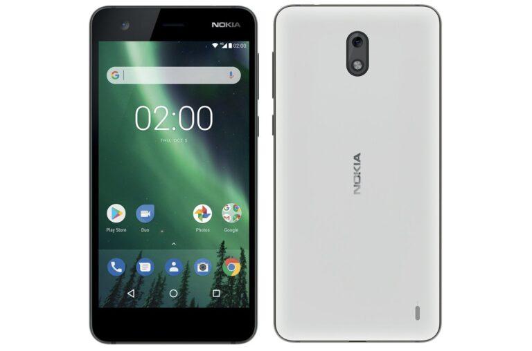 Nokia 2. Quelle: Evan Blass/Nokia