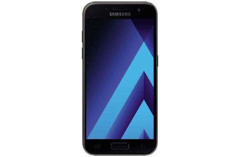 Samsung Galaxy A3 (2017): Kompakte Einstiegsklasse