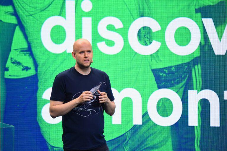 Daniel Ek: Der Gründer und Chef von Spotify wollte eine legale Alternative zur Musikpiraterie etablieren. Bild: Spotify