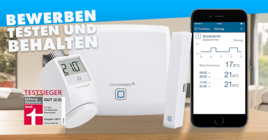 Tester gesucht für Homematic IP Smart Home Starter Set