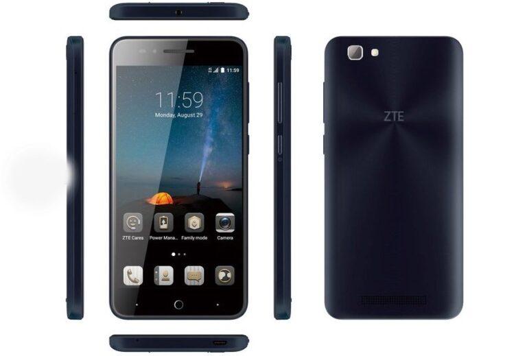 ZTE Blade A612
