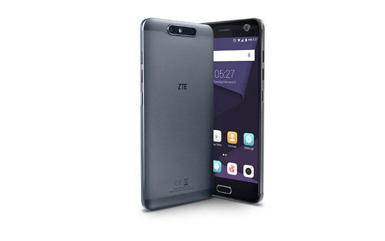 ZTE Blade V8: Erstes Mittelklasse-Smartphone auf dem deutschen Markt mit Dualkamera.