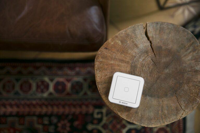 Smarte Schalter. (Foto: Bosch)