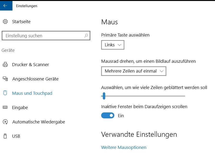 Maus Dpi Einstellen Windows 10
