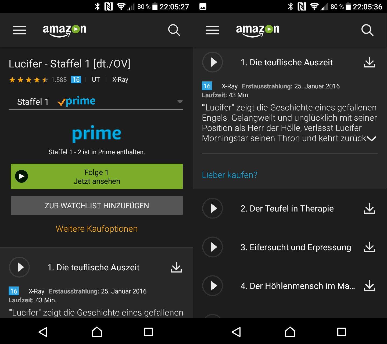 Amazon Prime Video Offline Schauen: So Geht Es