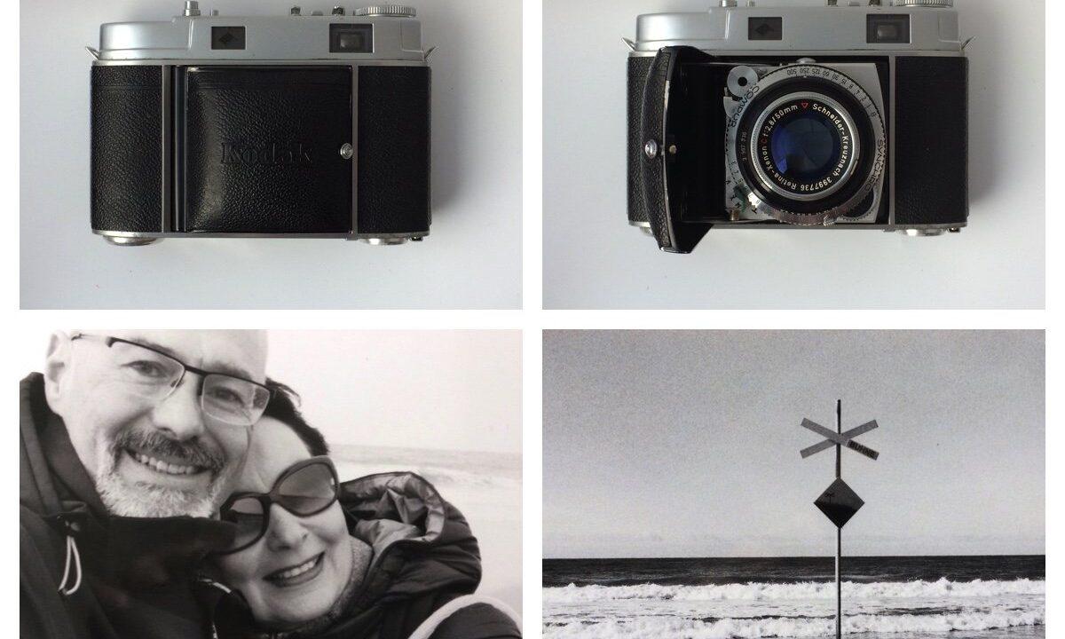 Schwarz-Weiß-Fotos mit einer alten Kamera machen: So geht's